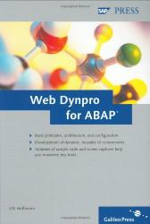 Web Dynpro For Abap