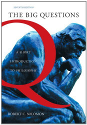 Big Questions A Short Introduction To Philosophy