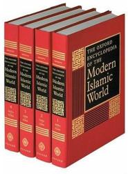Oxford Encyclopedia Of The Modern Islamic World 4 Volume Set