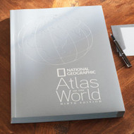 National Geographic Atlas Of The World
