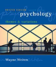 Psychology Briefer Version