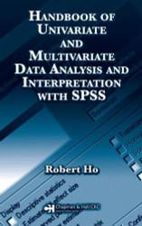Handbook Of Univariate And Multivariate Data Analysis And Interpretation With