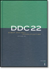 DDC 22 Dewey Decimal Classification and Relative Index