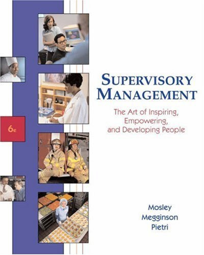 Supervisory Management
