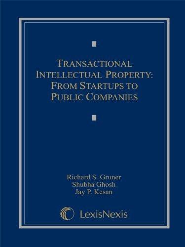 Transactional Intellectual Property