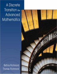 Discrete Transition To Advanced Mathematics