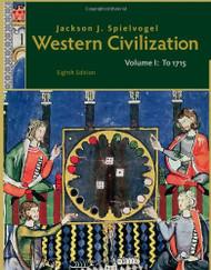 Western Civilization Volume 1