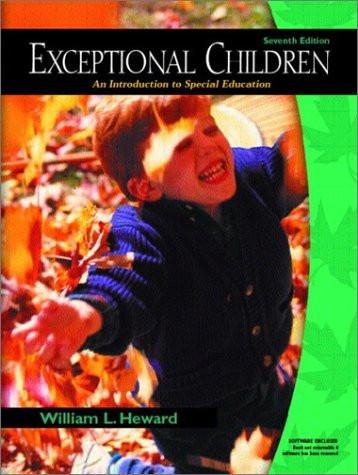 Exceptional Children