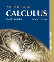 Calculus Single Variable Early Transcendentals