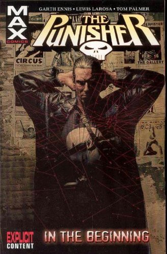 Punisher Max Volume 1