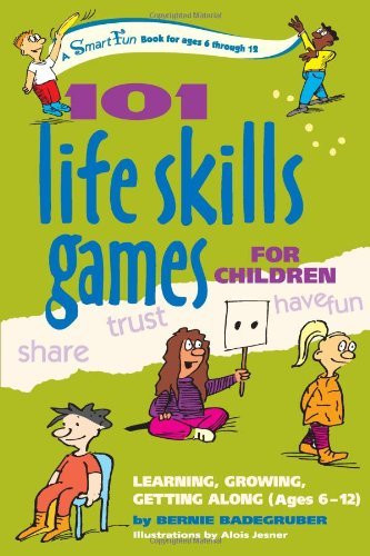 101 Life Skills Games For Children