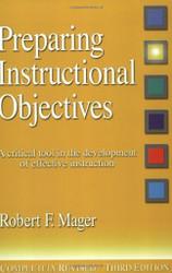 Preparing Instructional Objectives