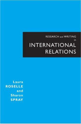 Research And Writing In International Relations