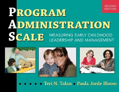 Program Administration Scale