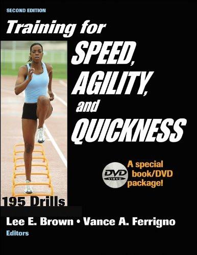 Training For Speed Agility And Quickness-