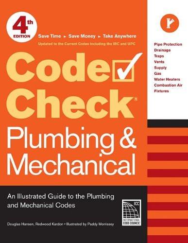 Code Check Plumbing And Mechanical