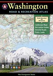 Washington Road And Recreation Atlas