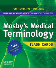 Mosby's Medical Terminology Flash Cards