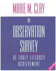 Observation Survey Of Early Literacy Achievement