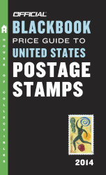 Official Blackbook Price Guide To United States Postage Stamps 2014