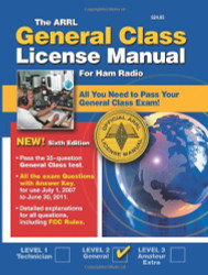 Arrl General Class License Manual For Ham Radio Level 2