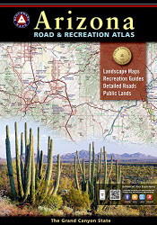 Arizona Road And Recreation Atlas
