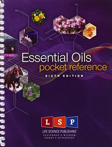 Essential Oils Pocket Reference