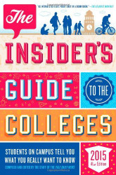 Insider's Guide To The Colleges