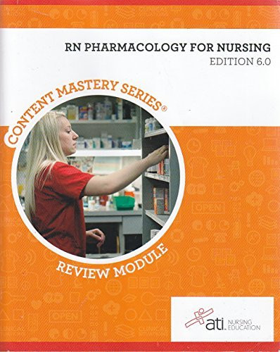 Rn Pharmacology For Nursing Edition 6 0