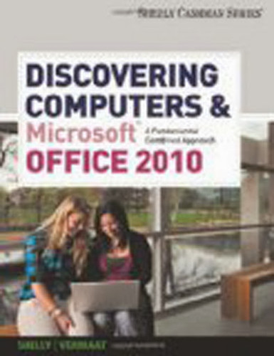 Discovering Computers And Microsoft Office