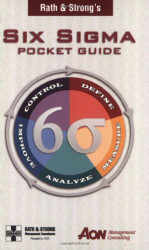 Rath And Strong's Six Sigma Pocket Guide