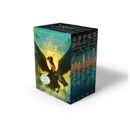 Percy Jackson And The Olympians 5 Book Boxed Set