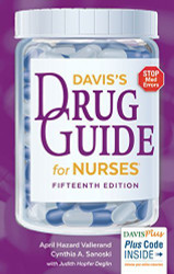 Davis' Drug Guide For Nurses