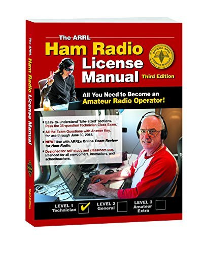 Arrl Ham Radio License Manual