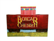 Boxcar Children Bookshelf
