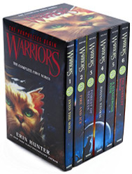 Warriors Box Set
