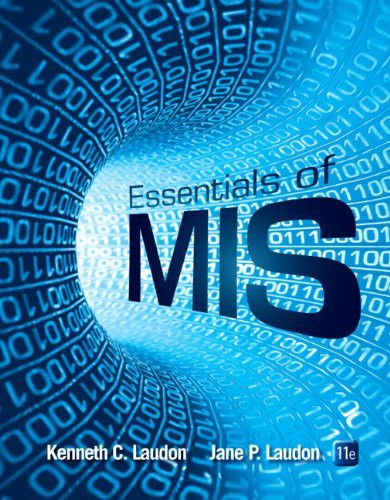 Essentials Of Mis Management Information Systems