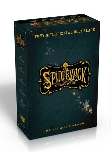 Spiderwick Chronicles The Complete Series
