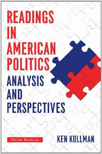 Readings In American Politics
