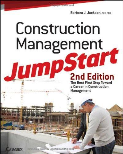 Construction Management Jumpstart