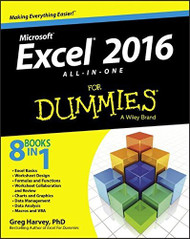 Excel 2016 All-in-One For Dummies