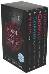 House Of Night Books 1-4