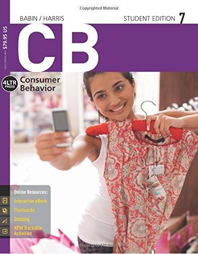 Cb Consumer Behavior
