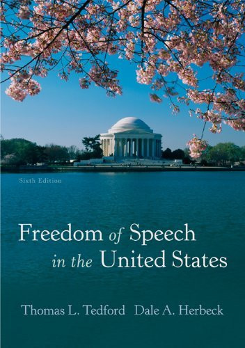 Freedom Of Speech In The United States