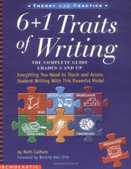 6 + 1 Traits Of Writing Grades 3 And Up