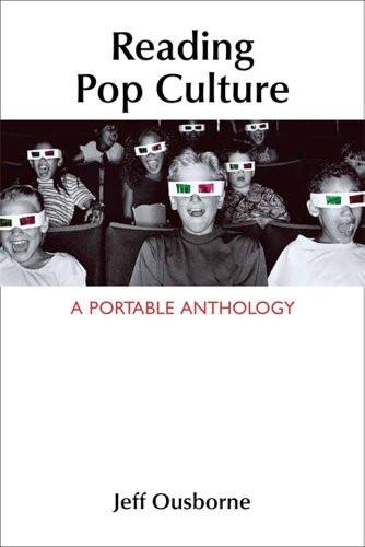 Reading Pop Culture