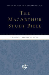 Esv Macarthur Study Bible Personal Size