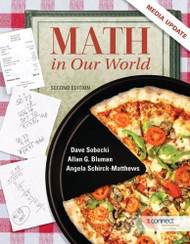 Math In Our World Media Update