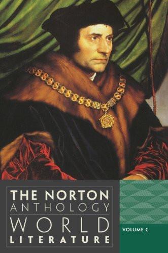 Norton Anthology Of World Literature Volume C
