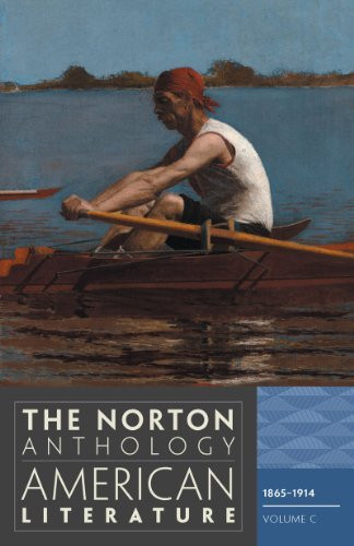 Norton Anthology Of American Literature Volume C